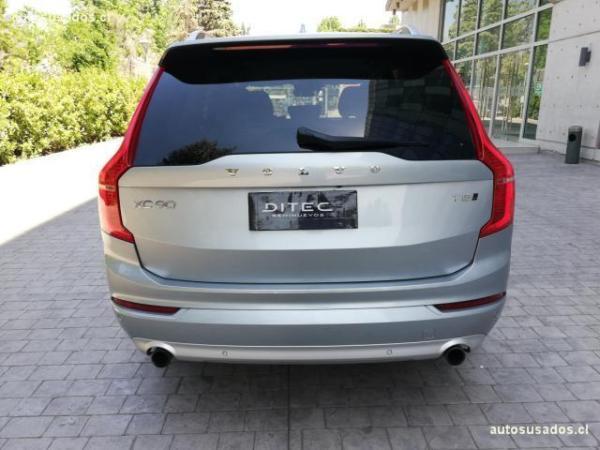 Volvo XC 90 T5 KINETIC AWD GASOLINA año 2018