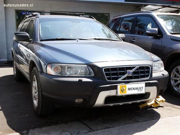 Volvo XC60 XC 2.5 año 2007