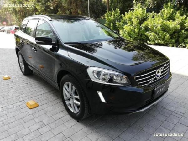 Volvo XC60 D5 AWD LIMITED 220HP año 2017