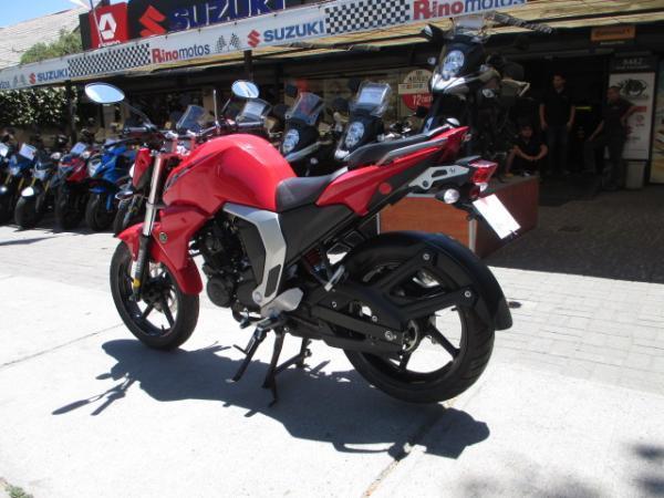 Yamaha FZN 150  año 2017