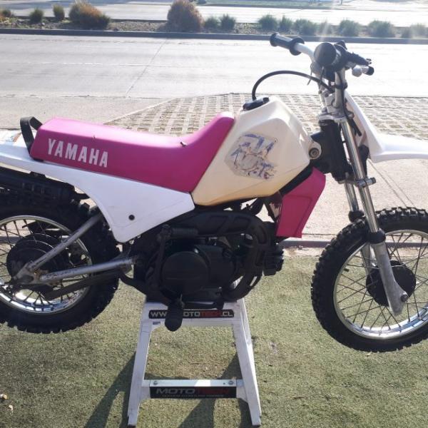 Yamaha PW 80 650.000 año 2000