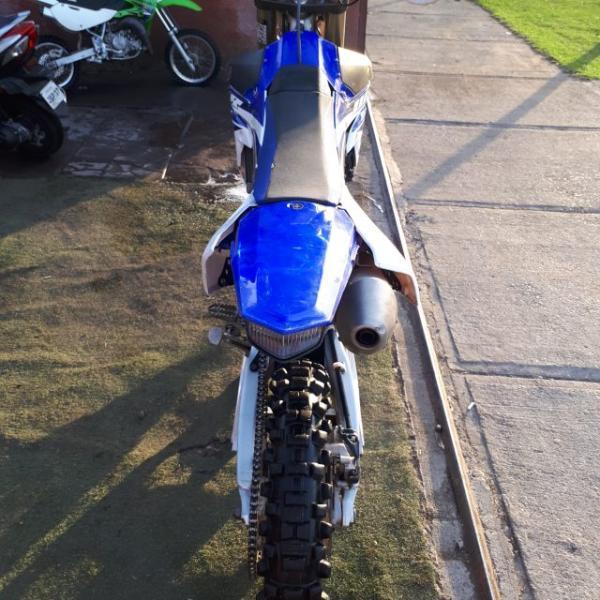 Yamaha WRF250 WRF 250 4.290.000 año 2016