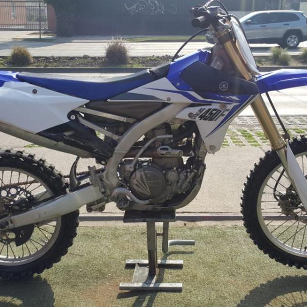 Yamaha YZF 450 $3.400.000 año 2014