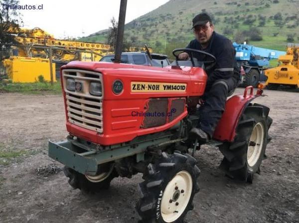 Yanmar Mini Tractor Mini Tractor 4x4 año 1995